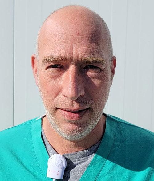 Gavriel Rosenfeld, PA, EMT-P