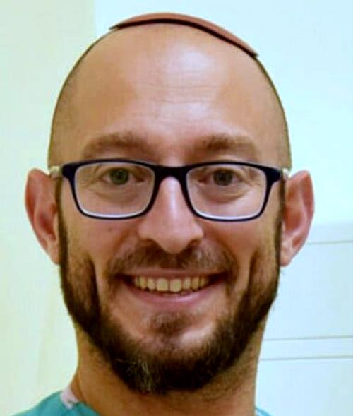 Levi Levine, RN, BSC, EMT-P